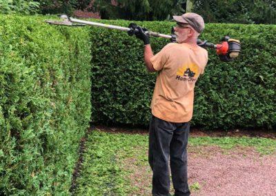 Garden Trimming 08